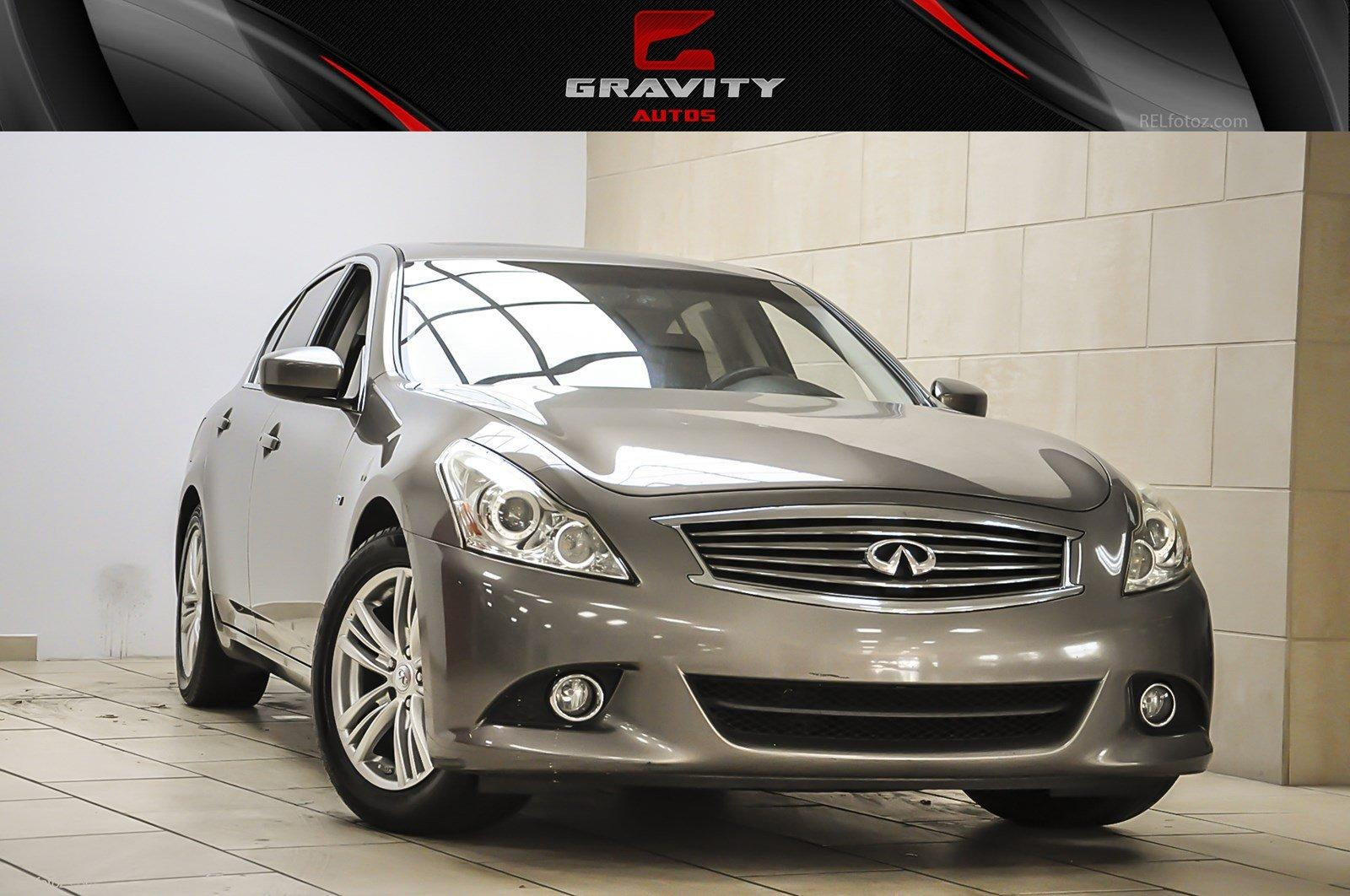 2012 Infiniti G37 Sedan Journey Stock 624241 For Sale Near Sandy Springs Ga Ga Infiniti Dealer