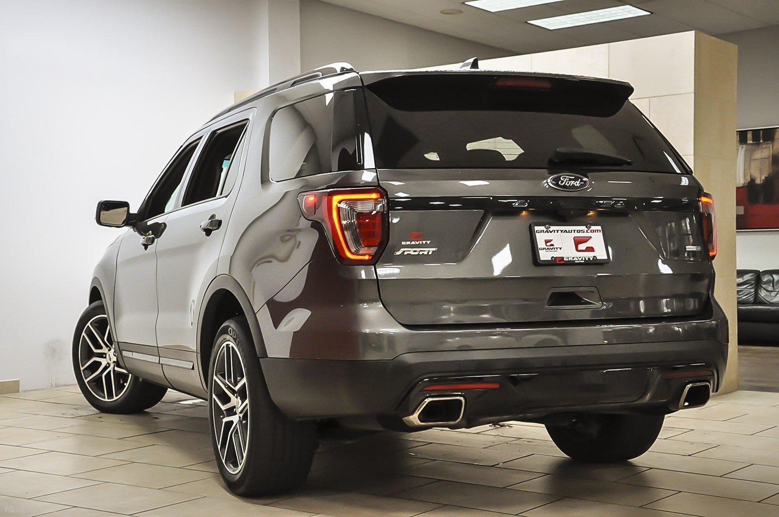 2016 Ford Explorer Sport Stock B49908 For Sale Near