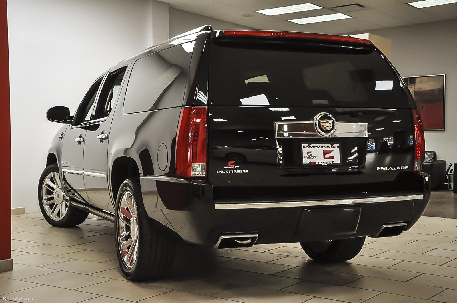 Gravity Autos Roswell >> 2014 Cadillac Escalade ESV Platinum Stock # 234093 for sale near Sandy Springs, GA | GA Cadillac ...