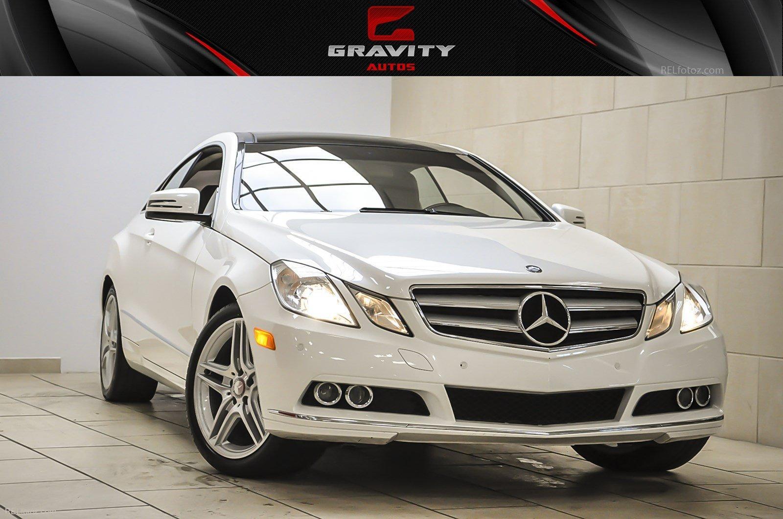 2011 Mercedes Benz E Class E 350 Stock 122155 For Sale