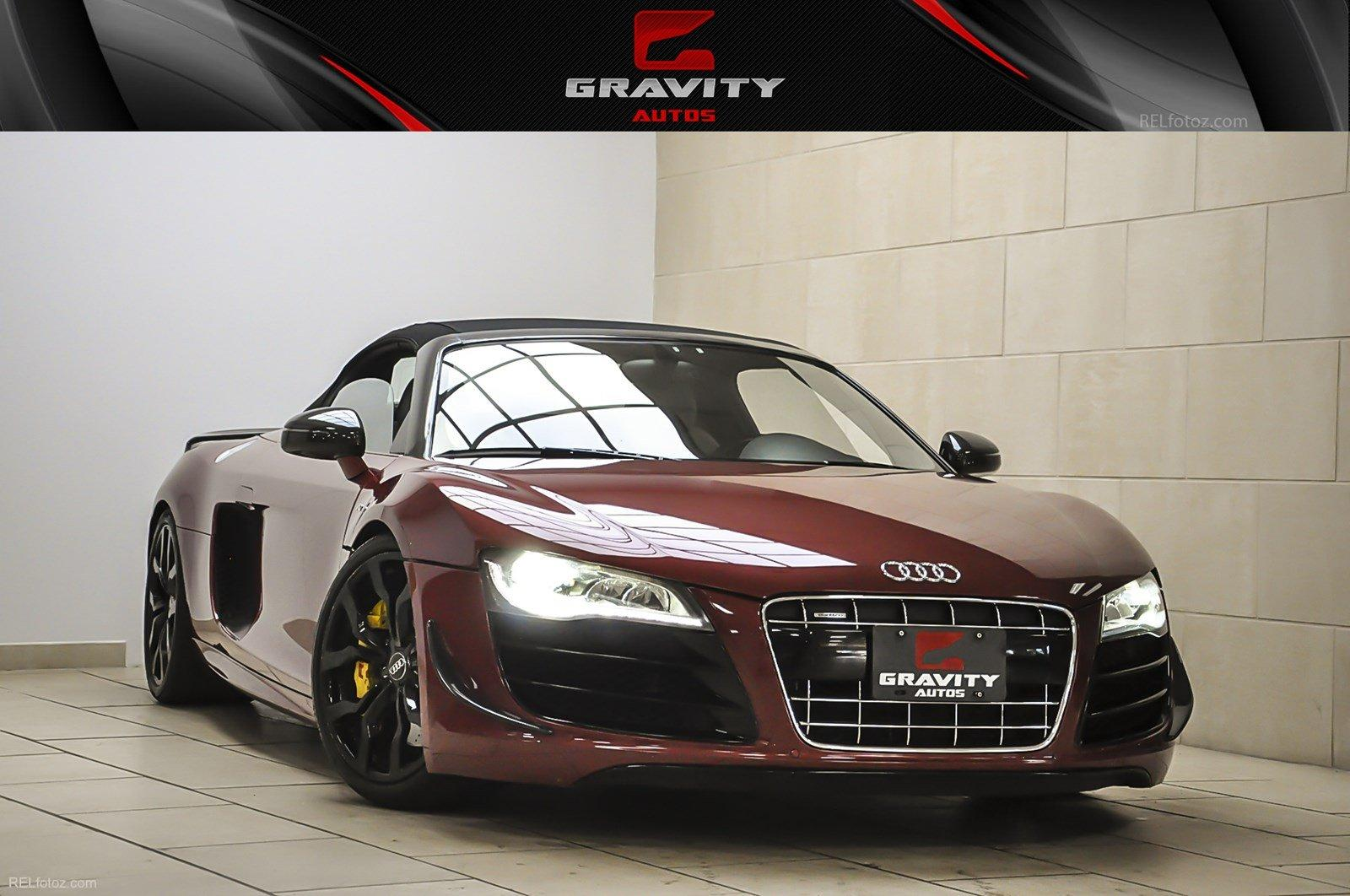 2011 Audi R8 5 2l Stock 002146 For Sale Near Sandy Springs Ga