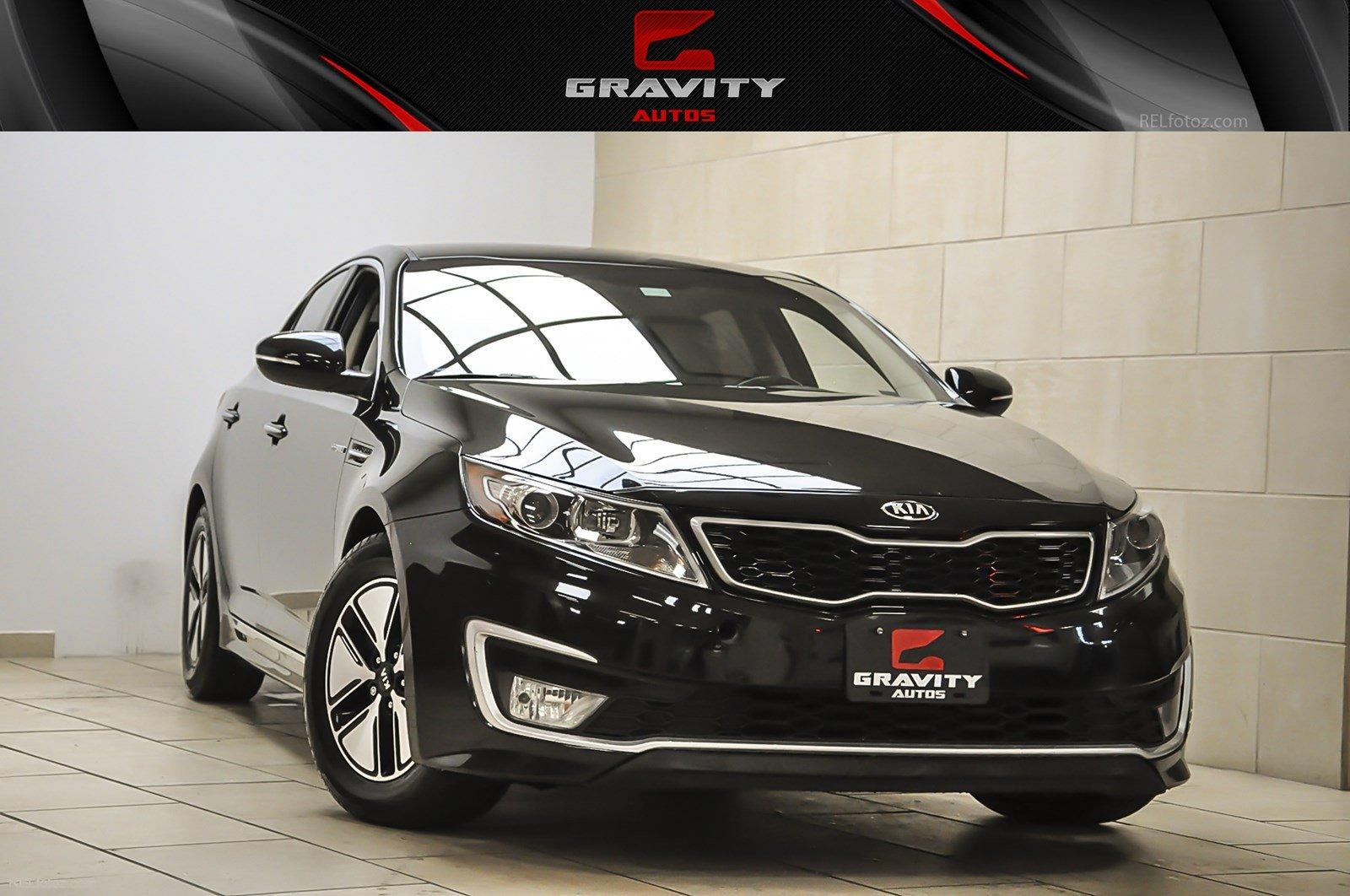 Elegant Used 2013 Kia Optima Hybrid LX | Sandy Springs, GA