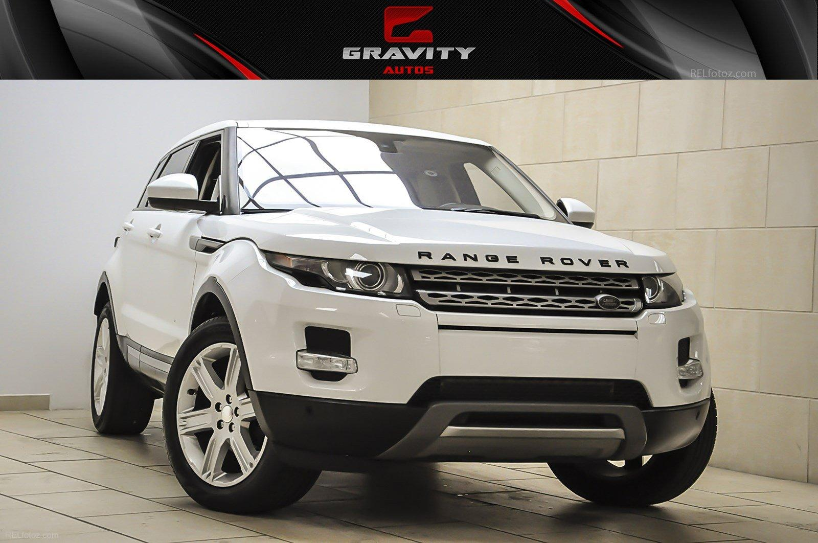 2014 land rover range rover evoque pure plus stock 880877 for sale near sandy springs ga ga. Black Bedroom Furniture Sets. Home Design Ideas