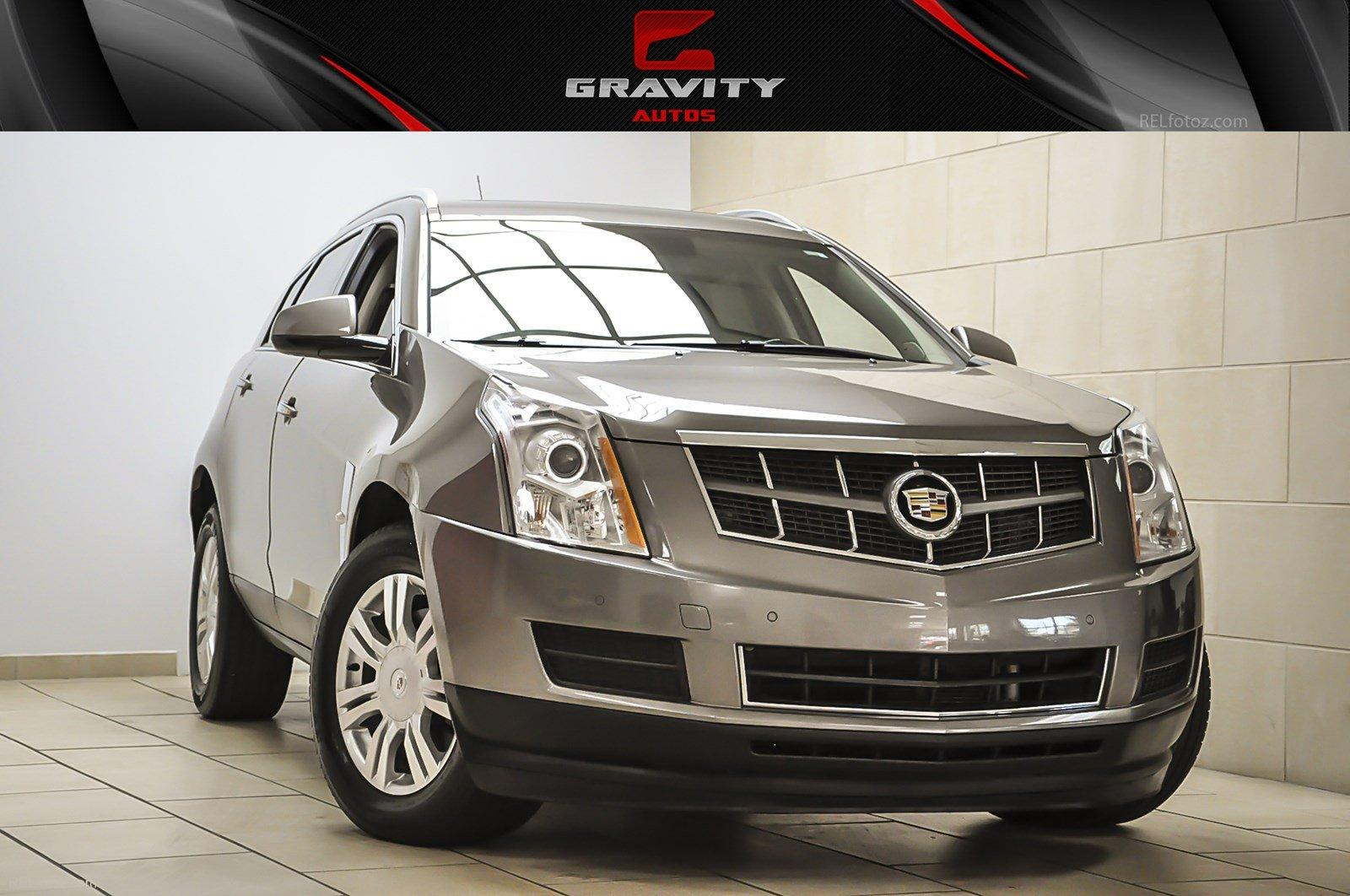 2012 cadillac srx luxury collection stock 591431 for. Black Bedroom Furniture Sets. Home Design Ideas