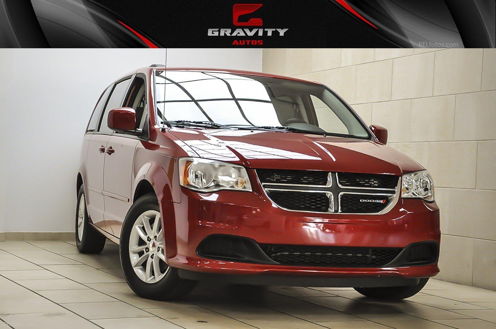 2014 Dodge Grand Caravan Sxt Stock 417364 For Sale Near Sandy Used Springs Ga