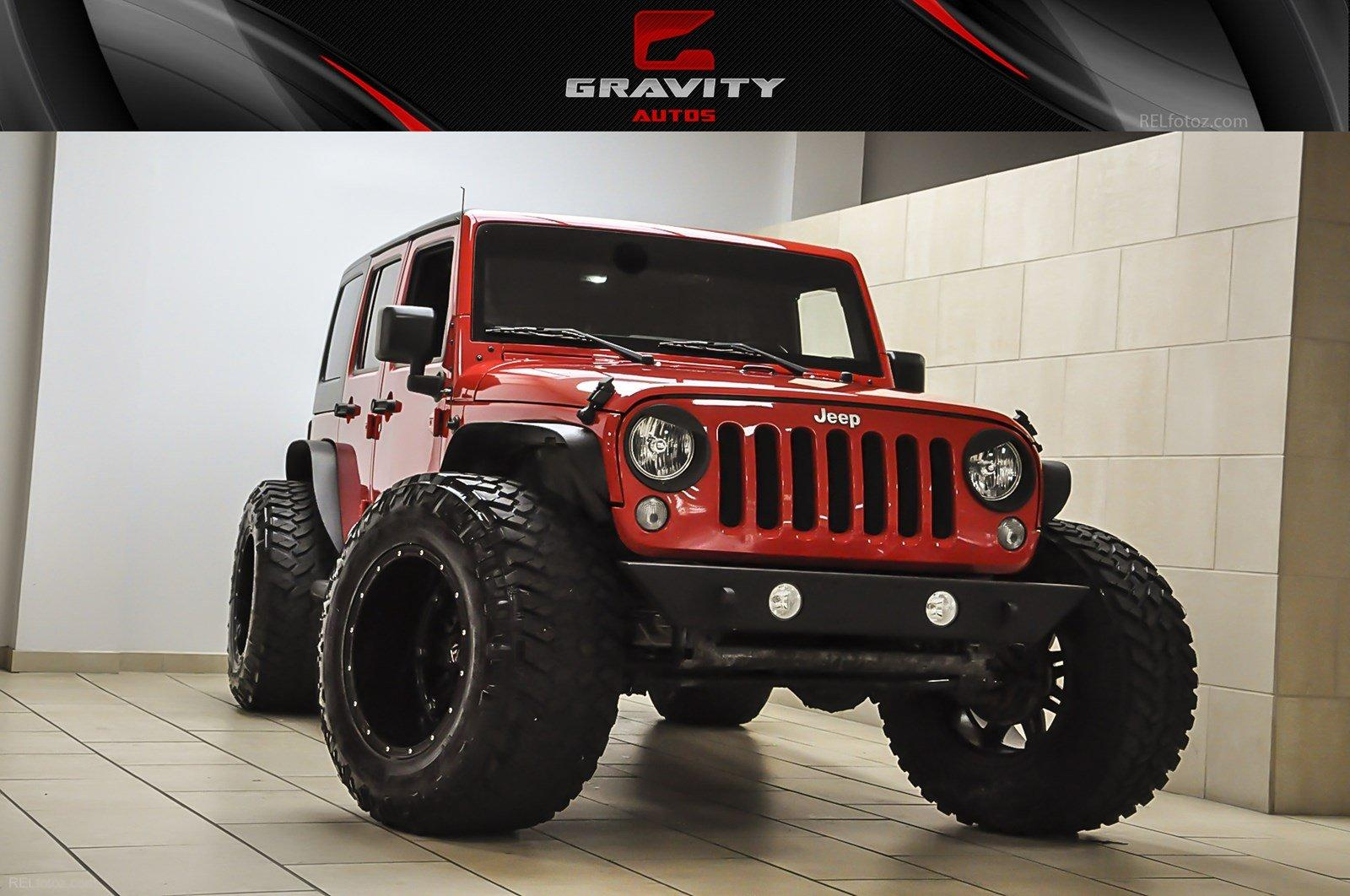 2016 Jeep Wrangler Unlimited Sport Stock # 312675 for sale ...