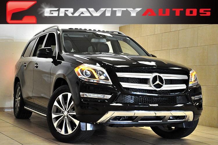 Used 2017 Mercedes Benz Gl Cl Gl450 Sandy Springs Ga