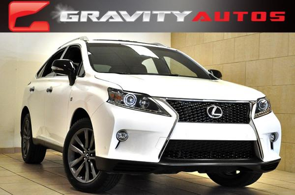 Used 2015 Lexus RX 350 Sandy Springs, GA