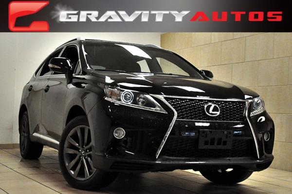 Used 2013 Lexus RX 350 Sandy Springs, GA