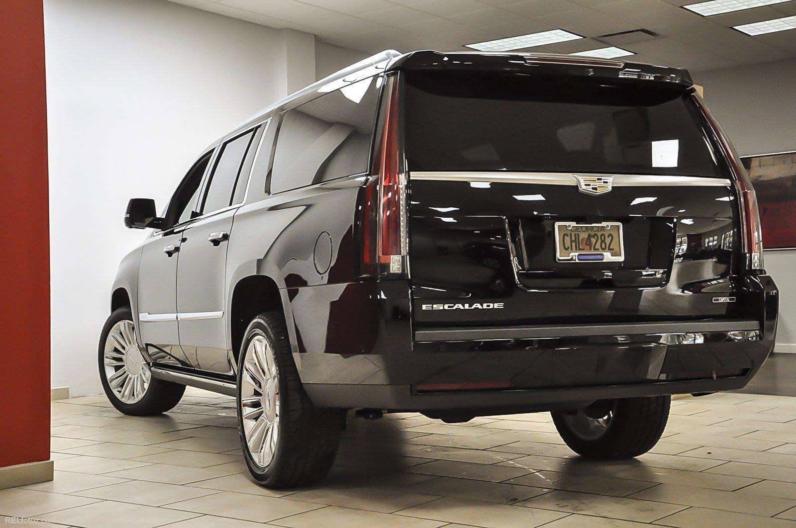 2018 Cadillac Escalade Esv Platinum Stock 144927 For