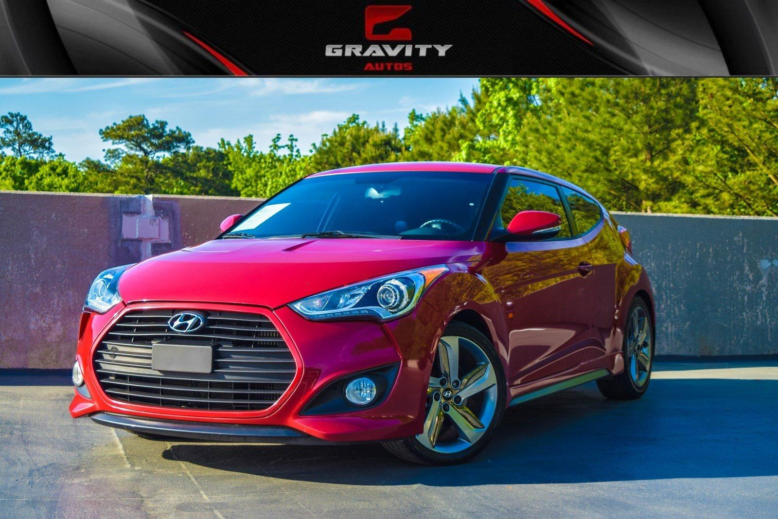 2014 hyundai veloster turbo stock 183157 for sale near. Black Bedroom Furniture Sets. Home Design Ideas