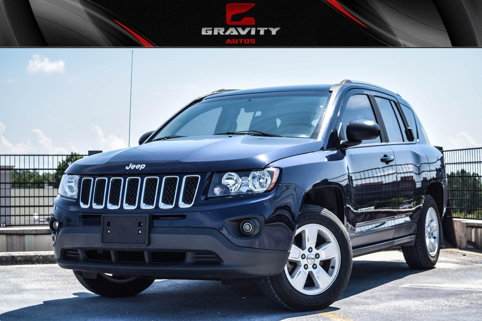 2014 Jeep Compass Sport Stock 844723 For Sale Near Sandy Springs