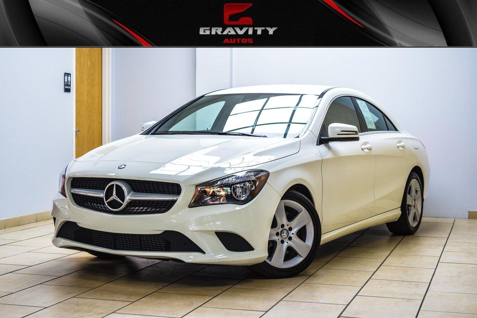 2015 mercedes benz cla class cla 250 stock 190569 for sale near sandy springs ga ga. Black Bedroom Furniture Sets. Home Design Ideas