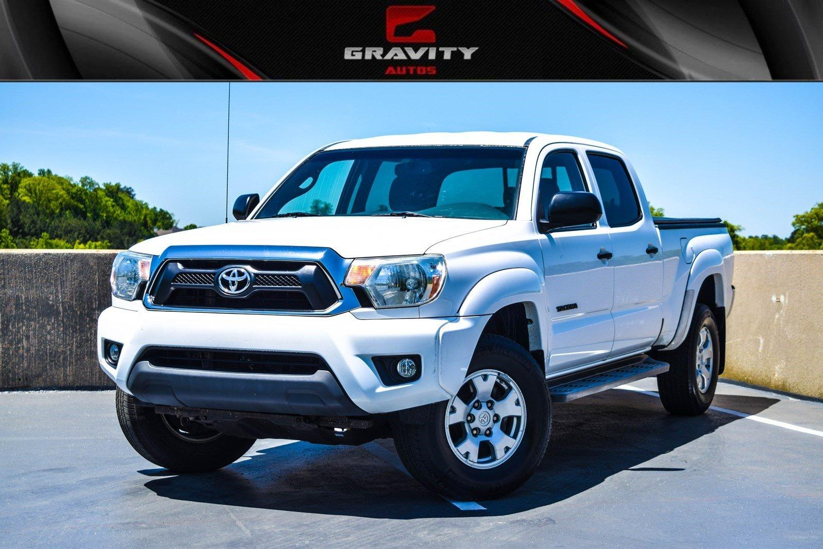 2012 Toyota Tacoma Prerunner Stock 002184 For Sale Near