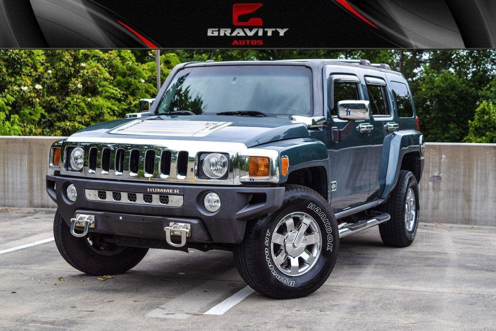 Used 2006 HUMMER H3 | Sandy Springs, GA