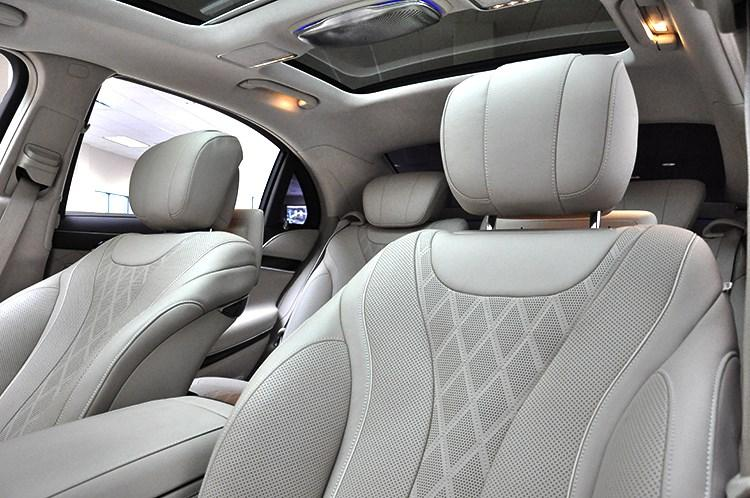 2015 Mercedes-Benz S-Class S550 Stock # 142016 for sale near