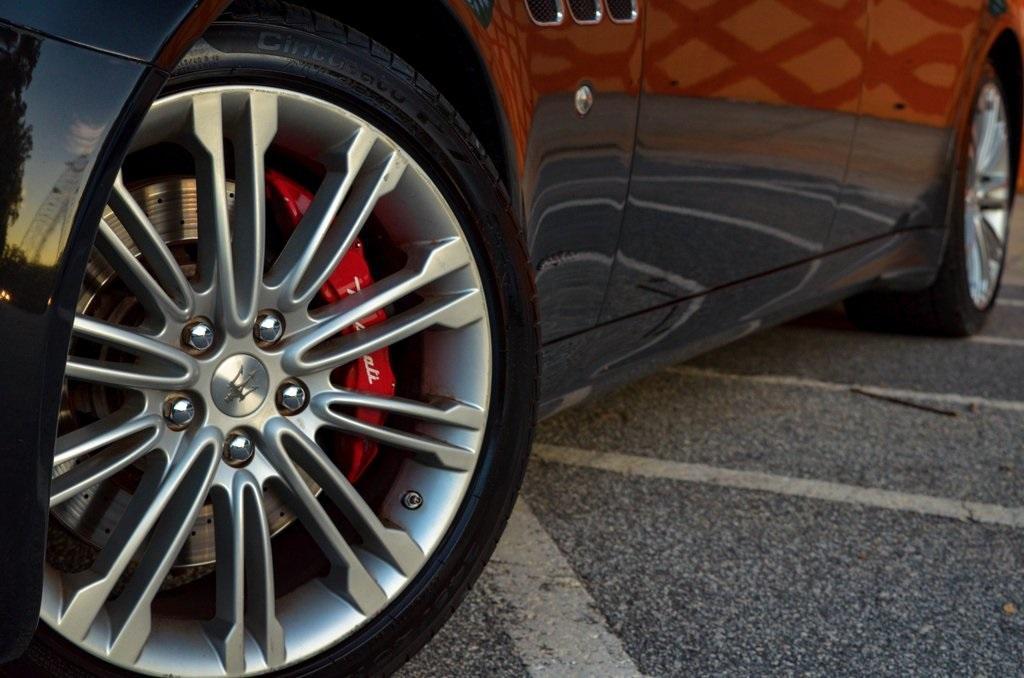 Used 2012 Maserati Quattroporte S | Sandy Springs, GA