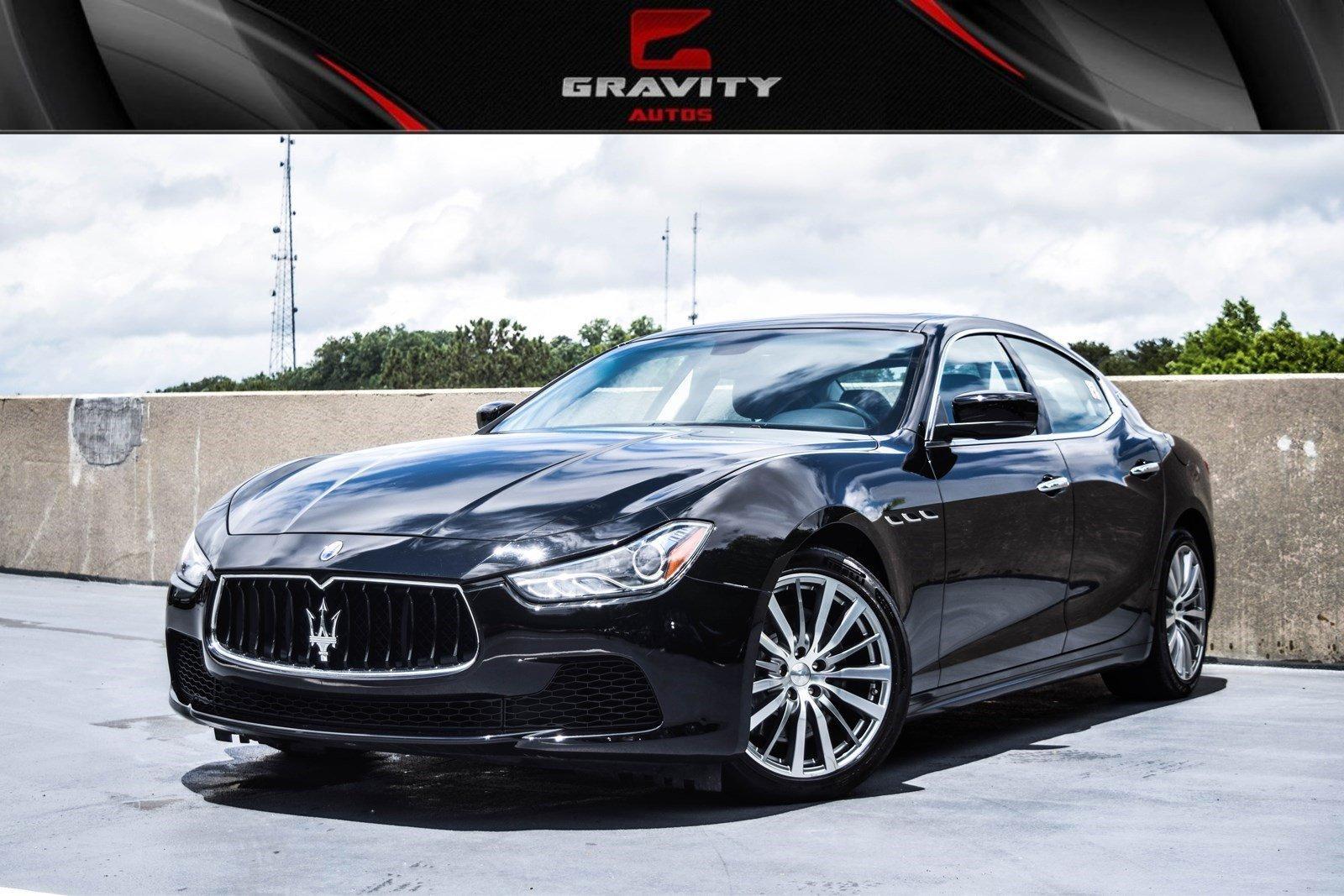 2015 Maserati Ghibli Stock 141579 For Sale Near Sandy Springs Ga