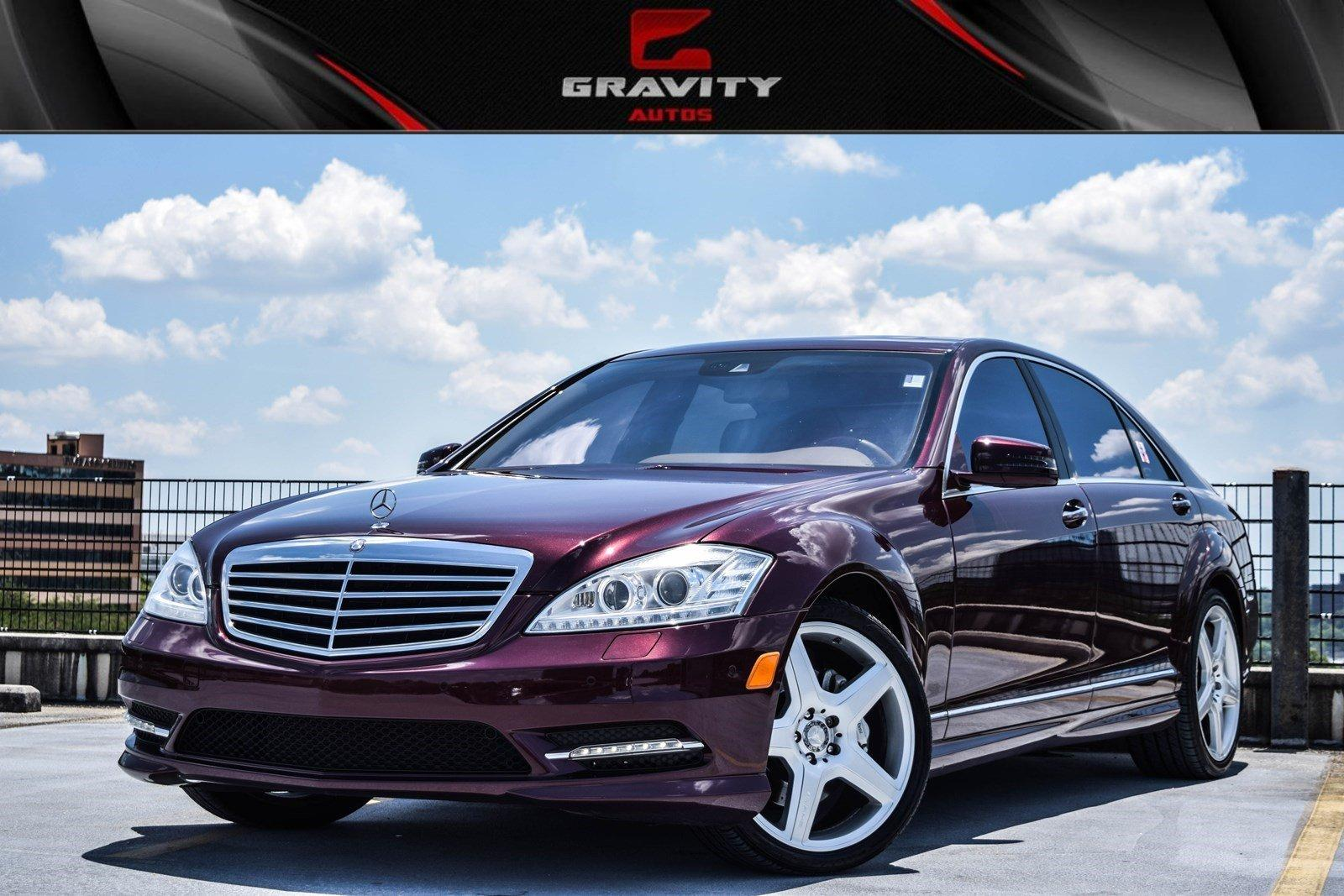 2013 mercedes benz s class s 550 stock 497886 for sale near sandy springs ga ga mercedes. Black Bedroom Furniture Sets. Home Design Ideas