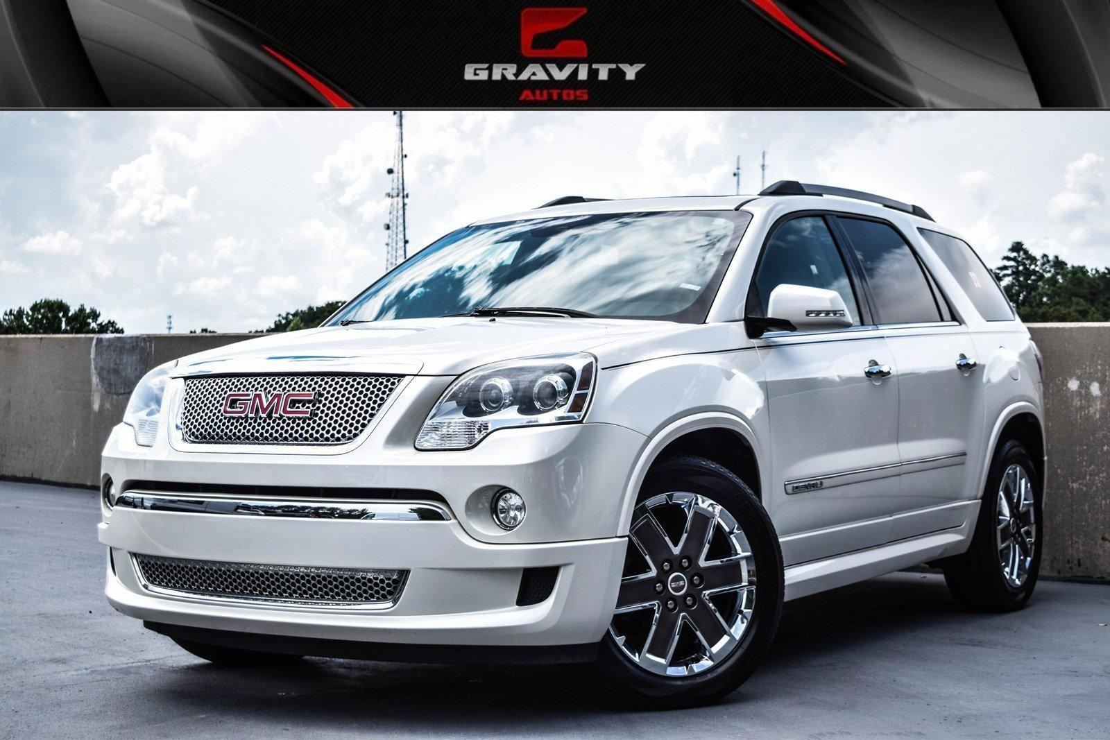 2012 GMC Acadia Denali Stock # 257838 for sale near Sandy Springs, GA | GA GMC Dealer