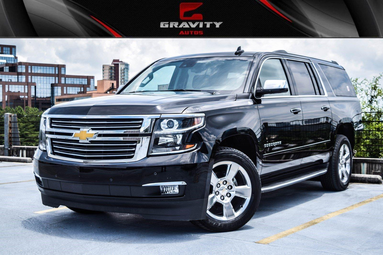 Used 2017 Chevrolet Suburban Premier Sandy Springs Ga