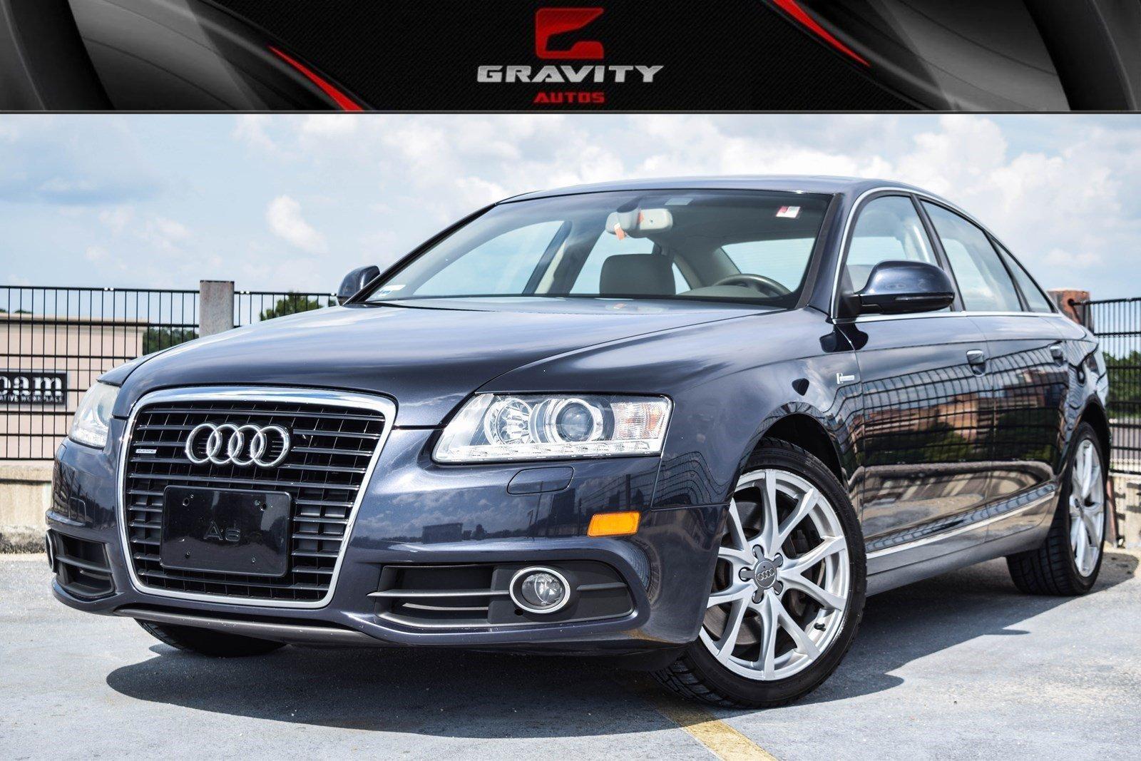 2011 Audi A6 3 0t Premium Plus Stock 010531 For Sale Near Sandy Springs Ga Ga Audi Dealer