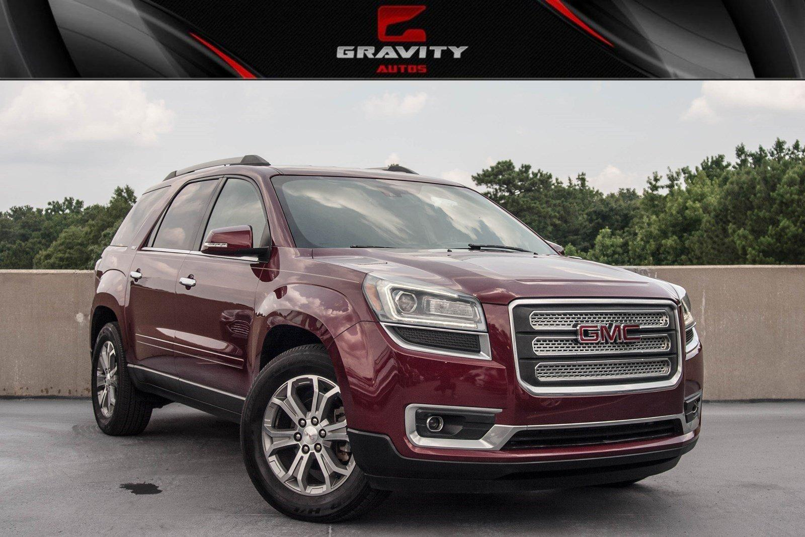 Gmc Acadia For Sale Near Me >> 2015 GMC Acadia SLT Stock # 121466 for sale near Sandy