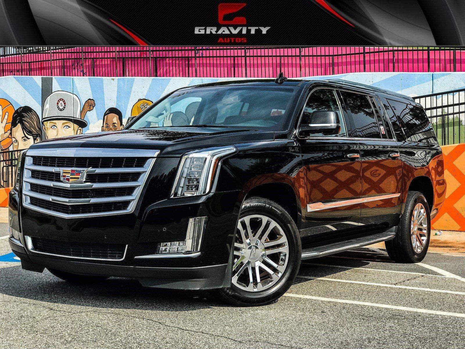 Used 2016 Cadillac Escalade Esv Standard Sandy Springs Ga