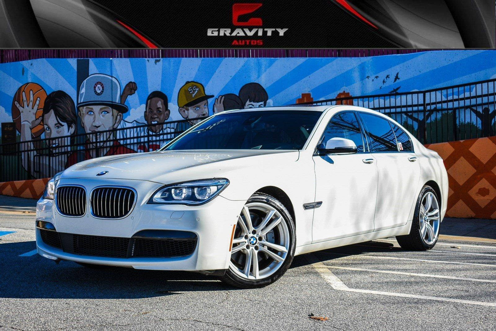 2015 BMW 7 Series 750i Stock for sale near Sandy Springs