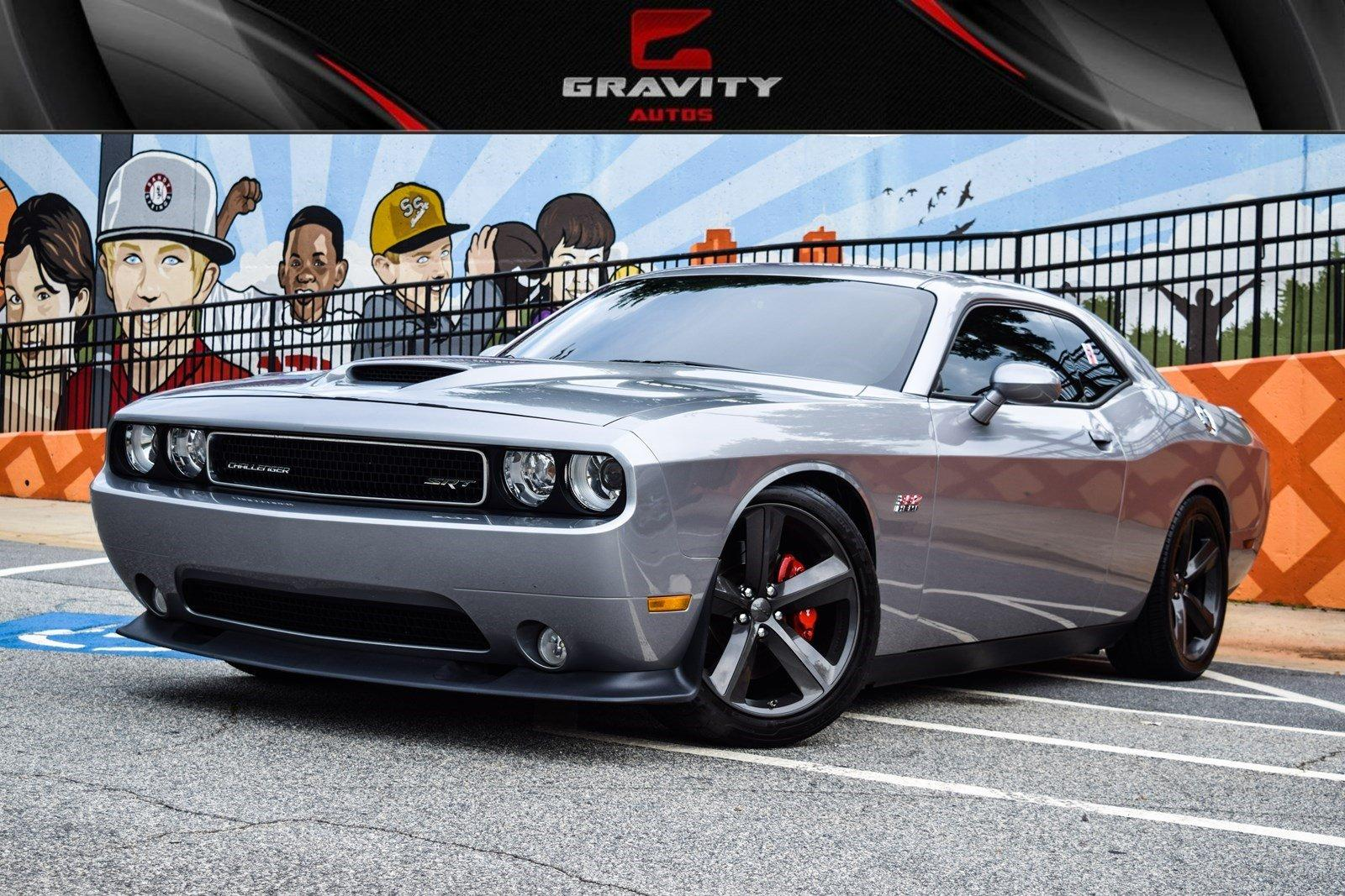 2011 Dodge Challenger Srt8 Stock 526620 For Sale Near Sandy Springs Ga Ga Dodge Dealer