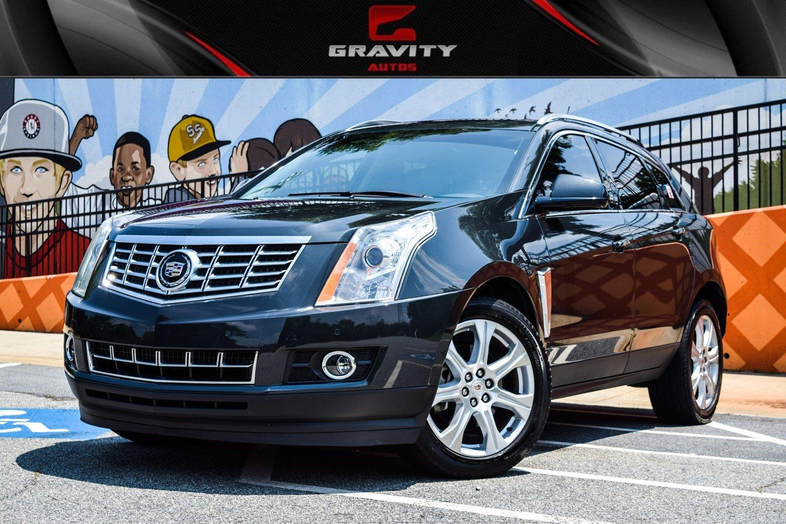 2015 Cadillac Srx Premium Collection Stock 567728 For Sale Near