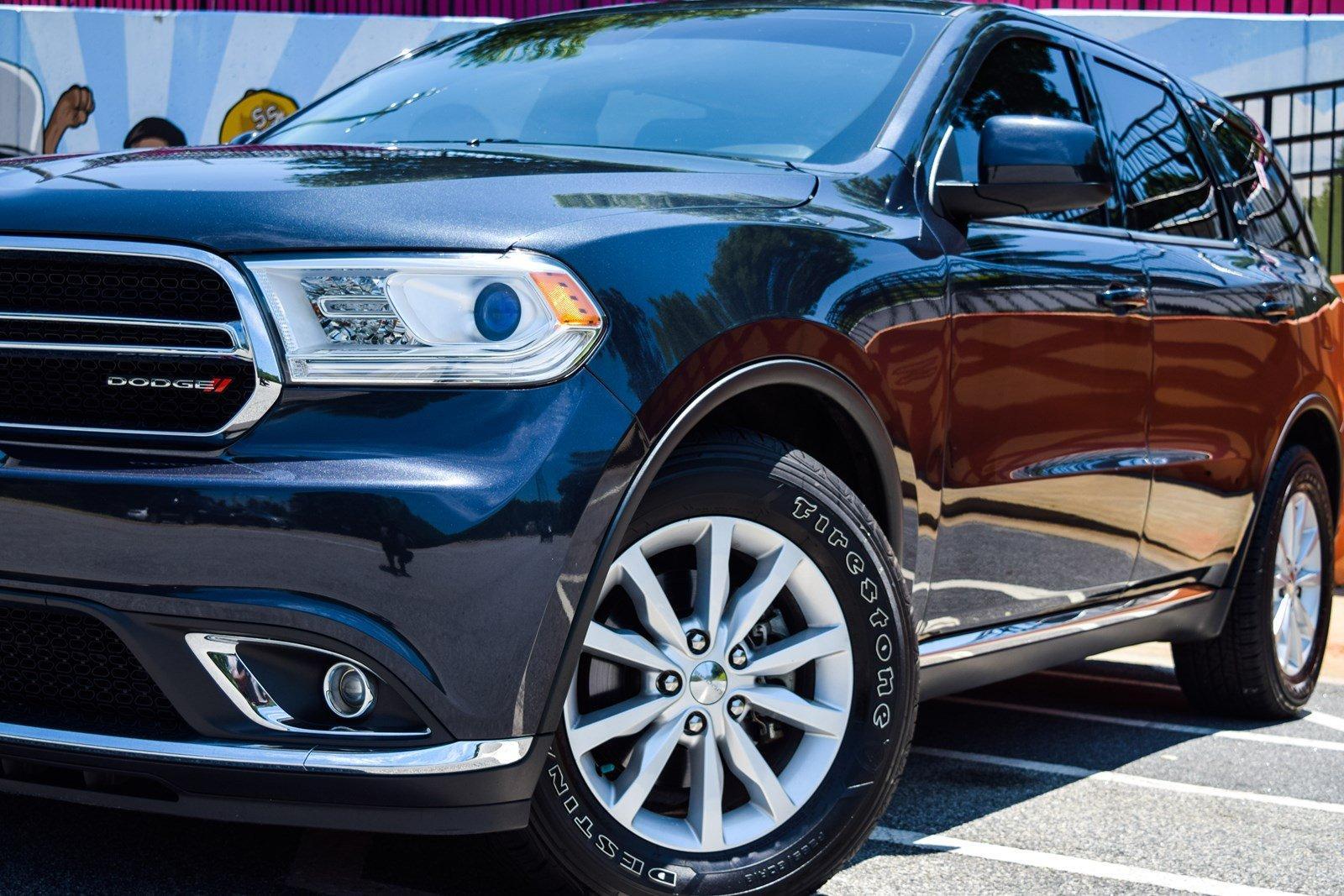 2014 Dodge Durango Sxt Stock 513818 For Sale Near Sandy Springs Ga Ga Dodge Dealer