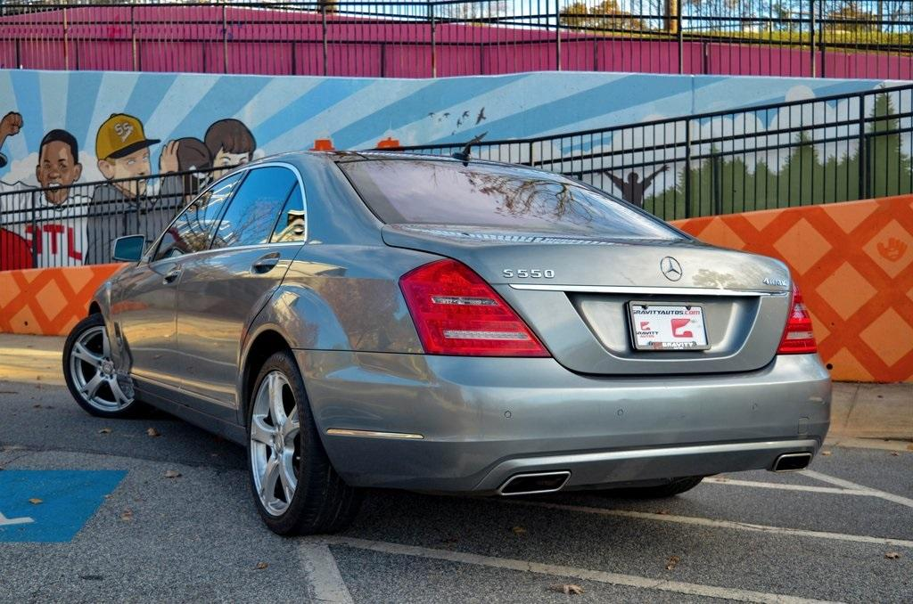 Used 2013 Mercedes-Benz S-Class S 550 | Sandy Springs, GA
