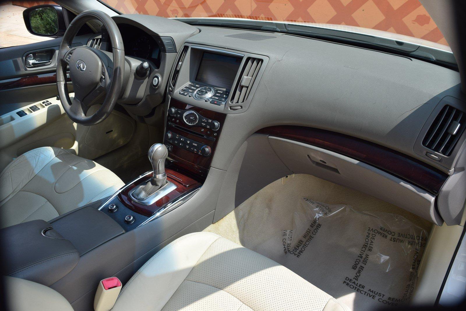2011 Infiniti G37 Sedan Journey Stock 300201 For Sale Near Sandy Springs Ga Ga Infiniti Dealer
