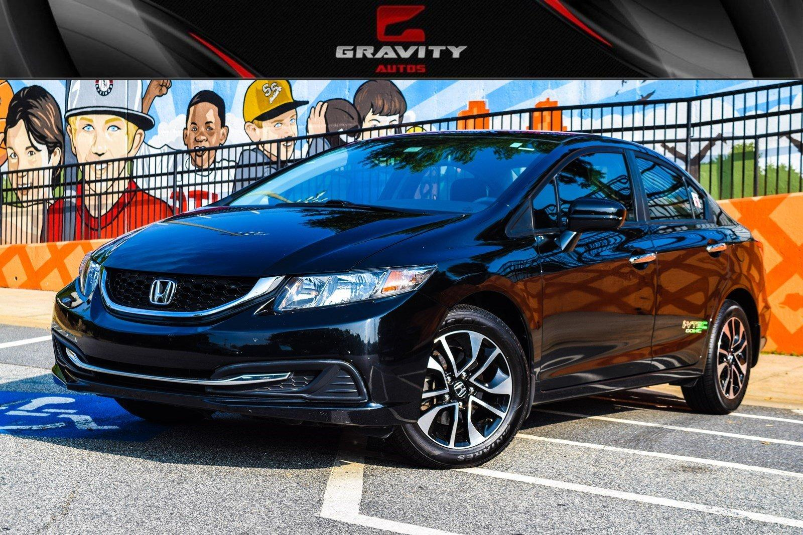 2014 Honda Civic Sedan Ex Stock 052270 For Sale Near Sandy Springs