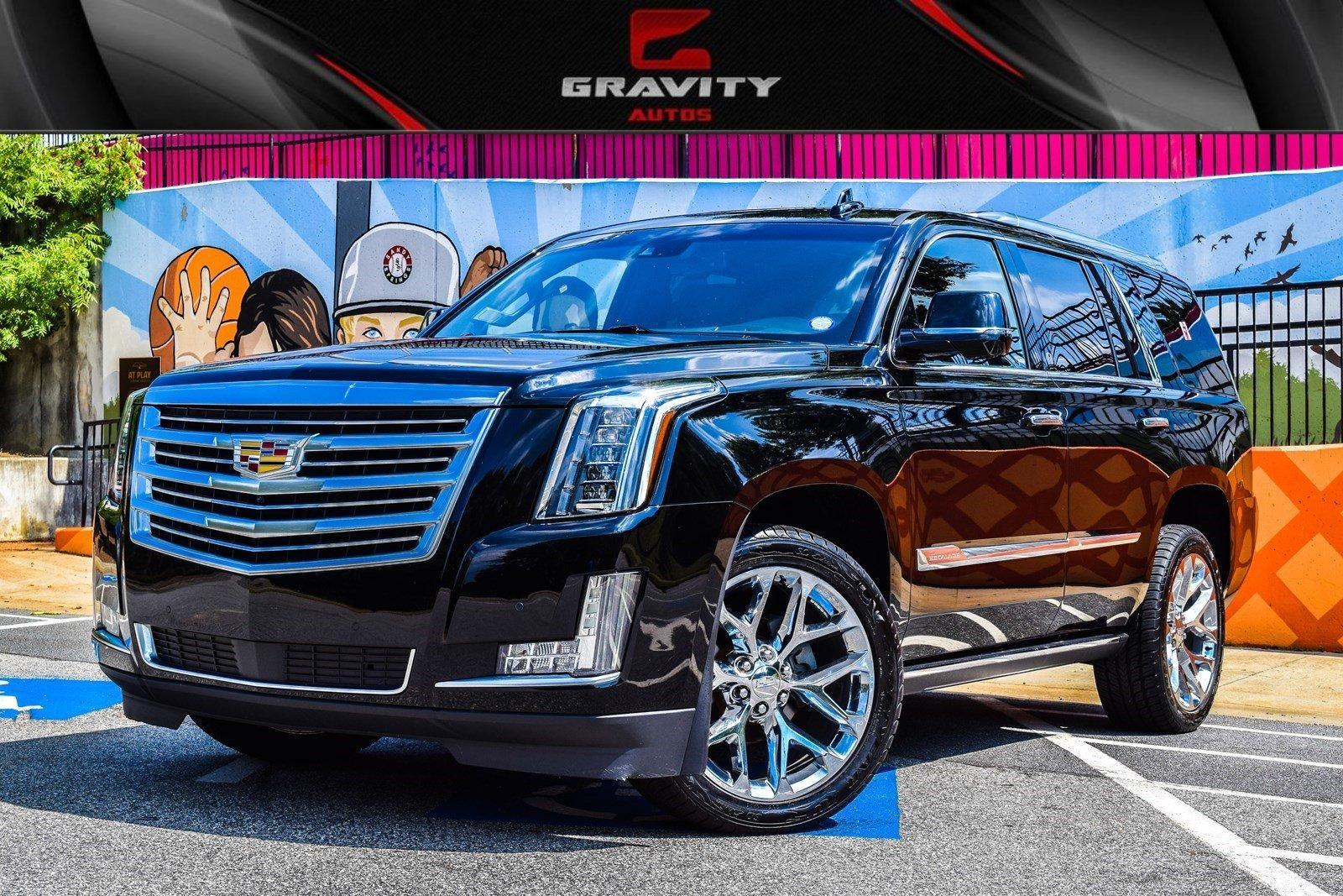 Used 2016 Cadillac Escalade Platinum Sandy Springs Ga
