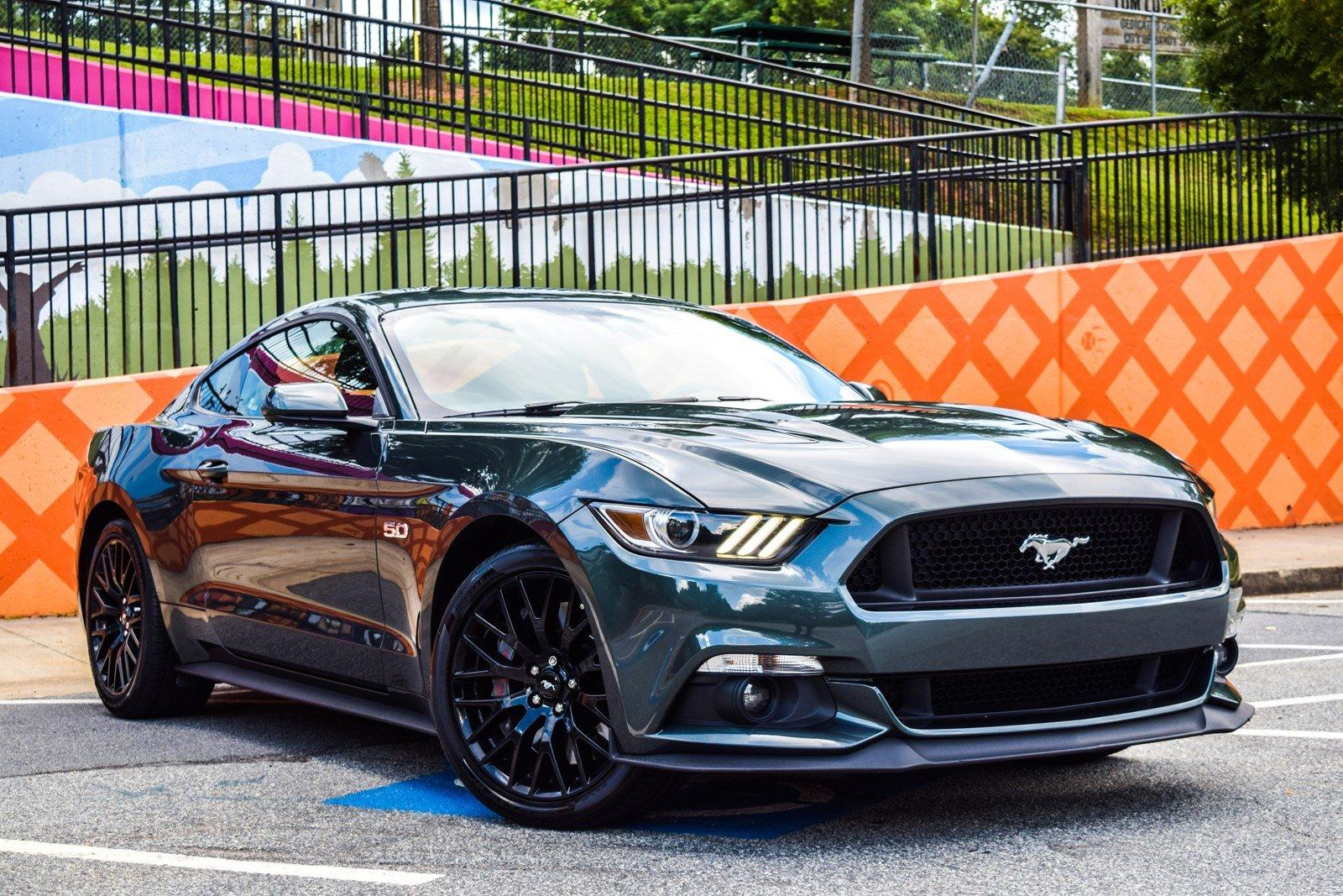 2015 Ford Mustang Gt Stock 406886 For Sale Near Sandy Springs Ga Engine Used