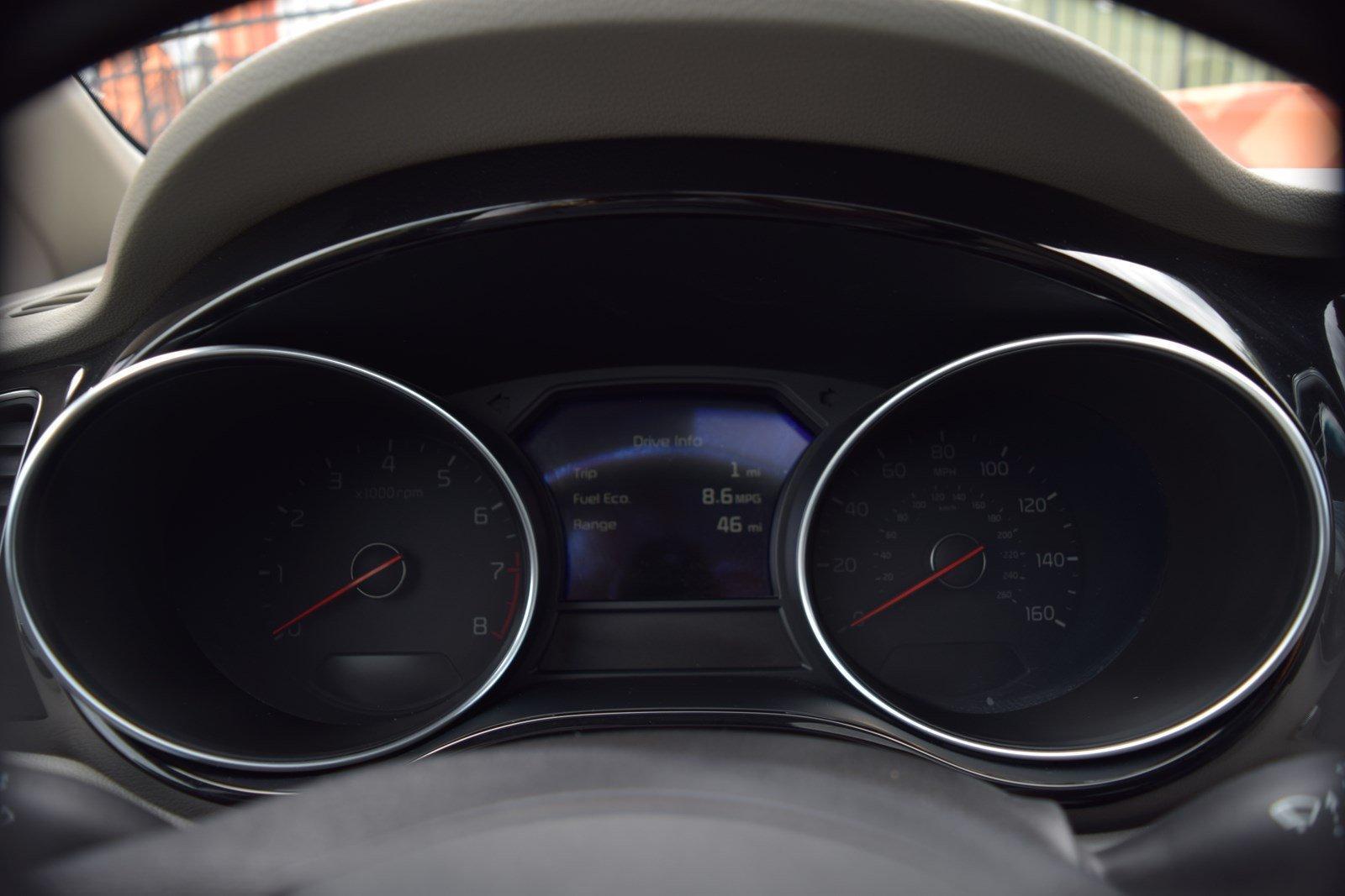 2015 Kia Sedona Sx L Stock 027193 For Sale Near Sandy Springs Ga Gauges Used