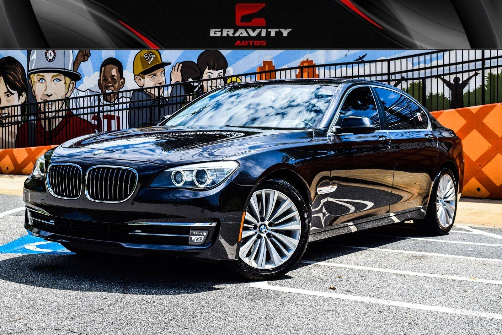 2015 Bmw 7 Series 740i Stock K16319 For Sale Near Sandy Springs