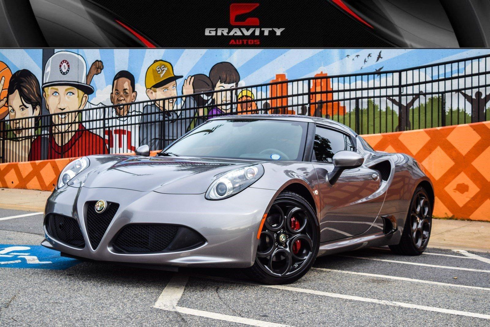 Alfa Romeo C Stock For Sale Near Sandy Springs GA - Alfa romeo 4c sale
