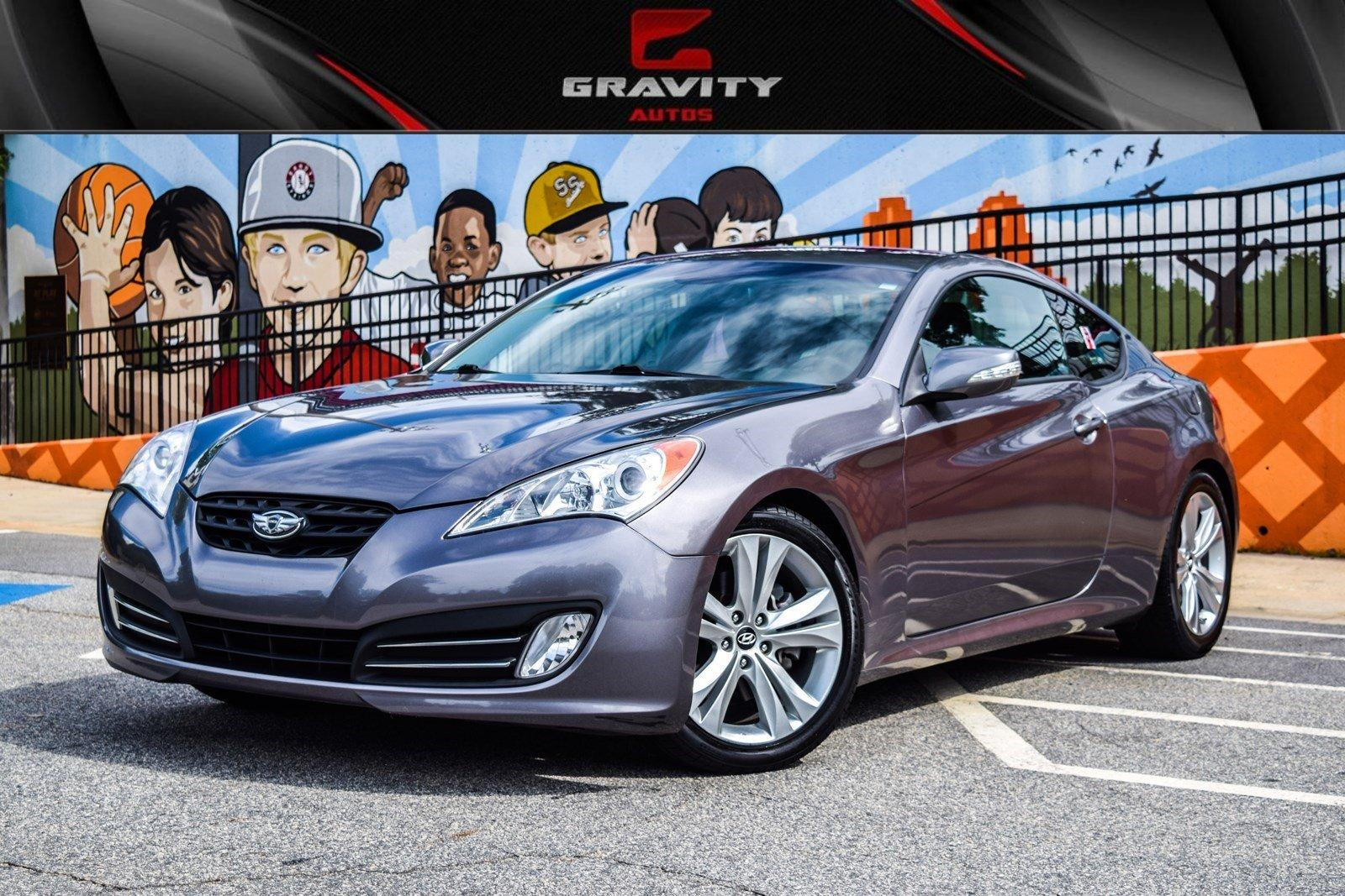 Used 2012 Hyundai Genesis Coupe 3.8 Grand Touring | Sandy Springs, GA