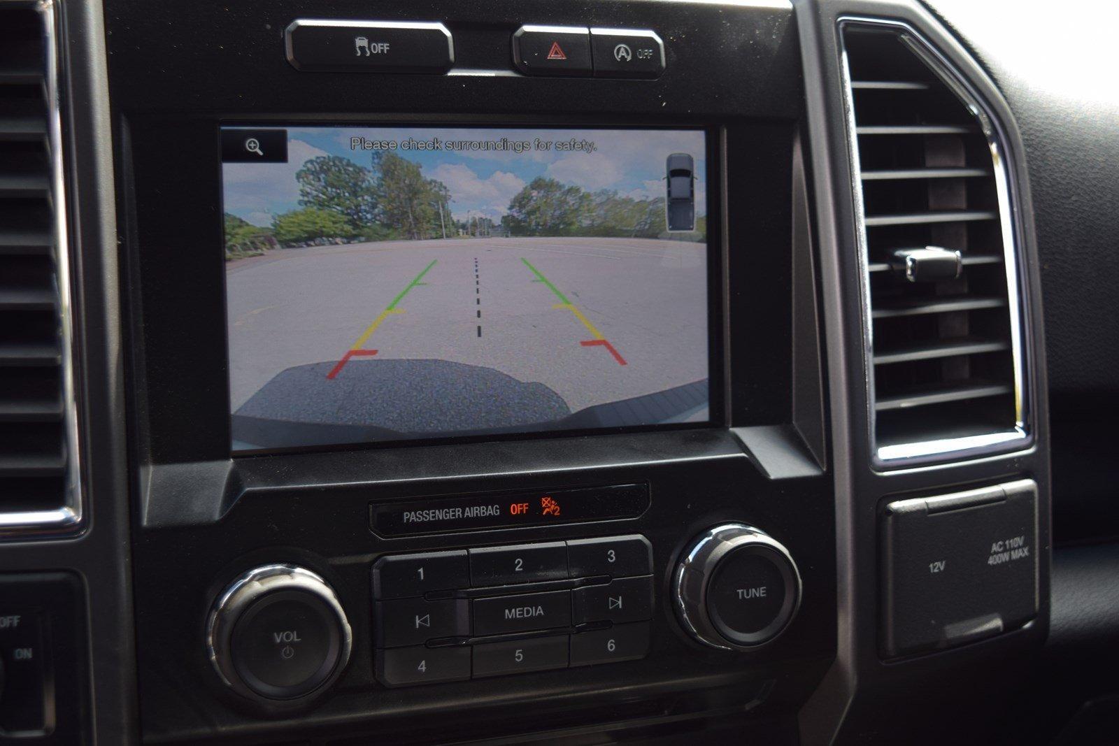 2015 Ford F 150 Xlt Stock C36268 For Sale Near Sandy Springs Ga Navigation Radio Used
