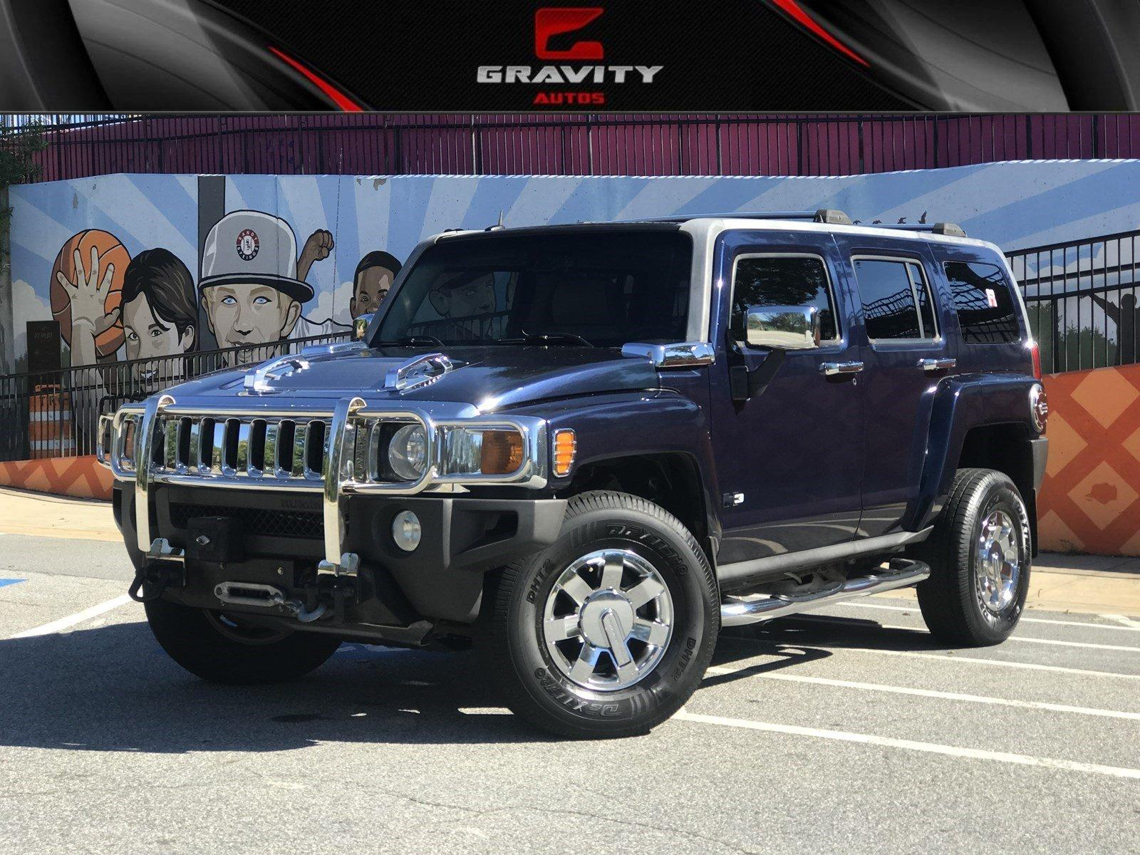 Used 2008 HUMMER H3 SUV Luxury   Sandy Springs, GA
