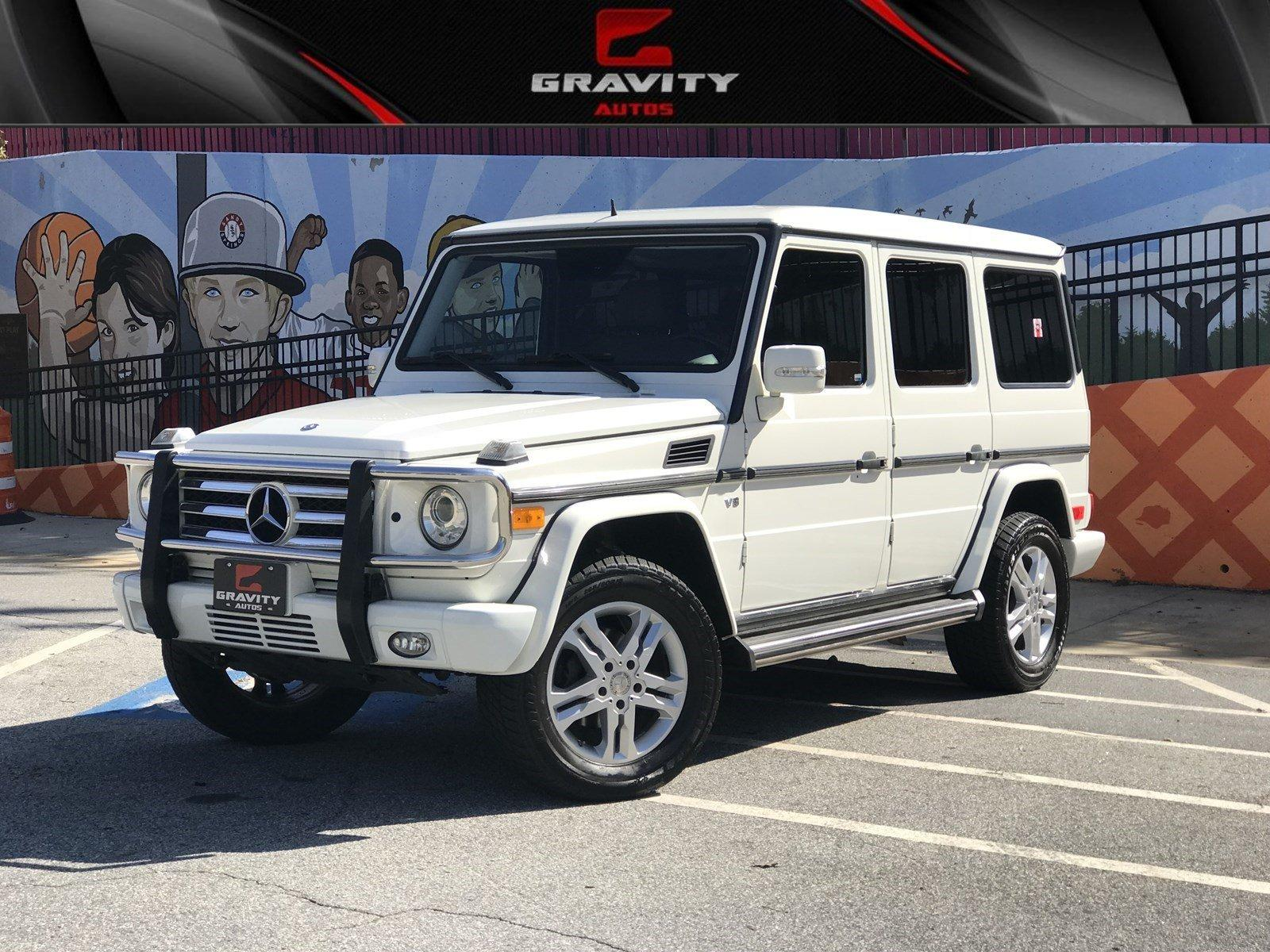 2011 Mercedes-Benz G-Class G 550 Stock # 190519 for sale ...