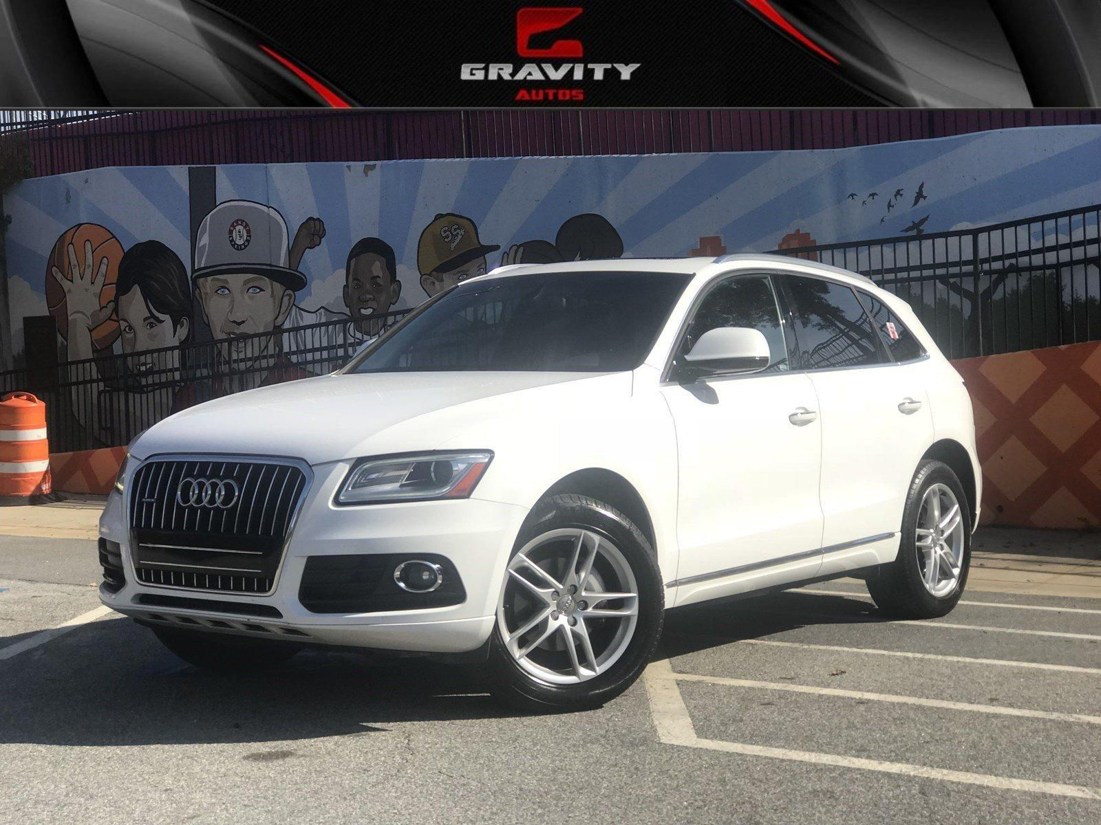 2016 audi q5 premium stock 021982 for sale near sandy springs ga ga audi dealer. Black Bedroom Furniture Sets. Home Design Ideas
