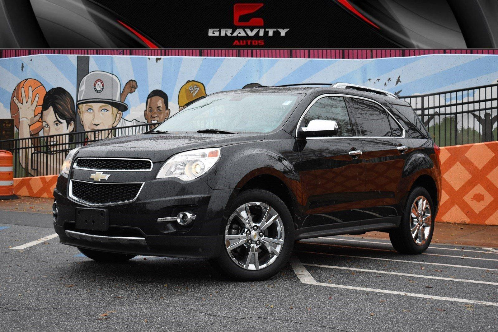 Cash For Cars Near Me >> 2010 Chevrolet Equinox LTZ Stock # 274732 for sale near Sandy Springs, GA | GA Chevrolet Dealer