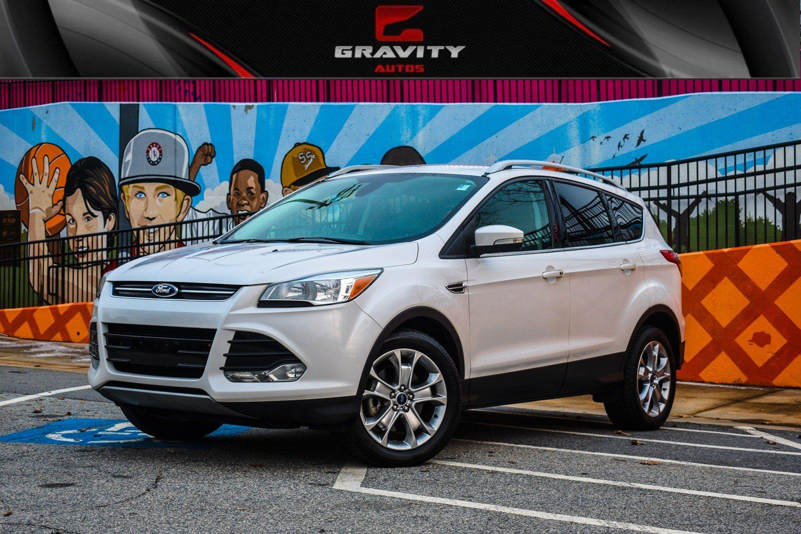 Used 2014 ford escape titanium sandy springs ga