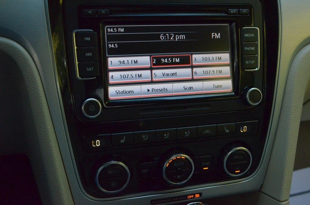 Used 2012 Volkswagen Passat V6 SE | Sandy Springs, GA