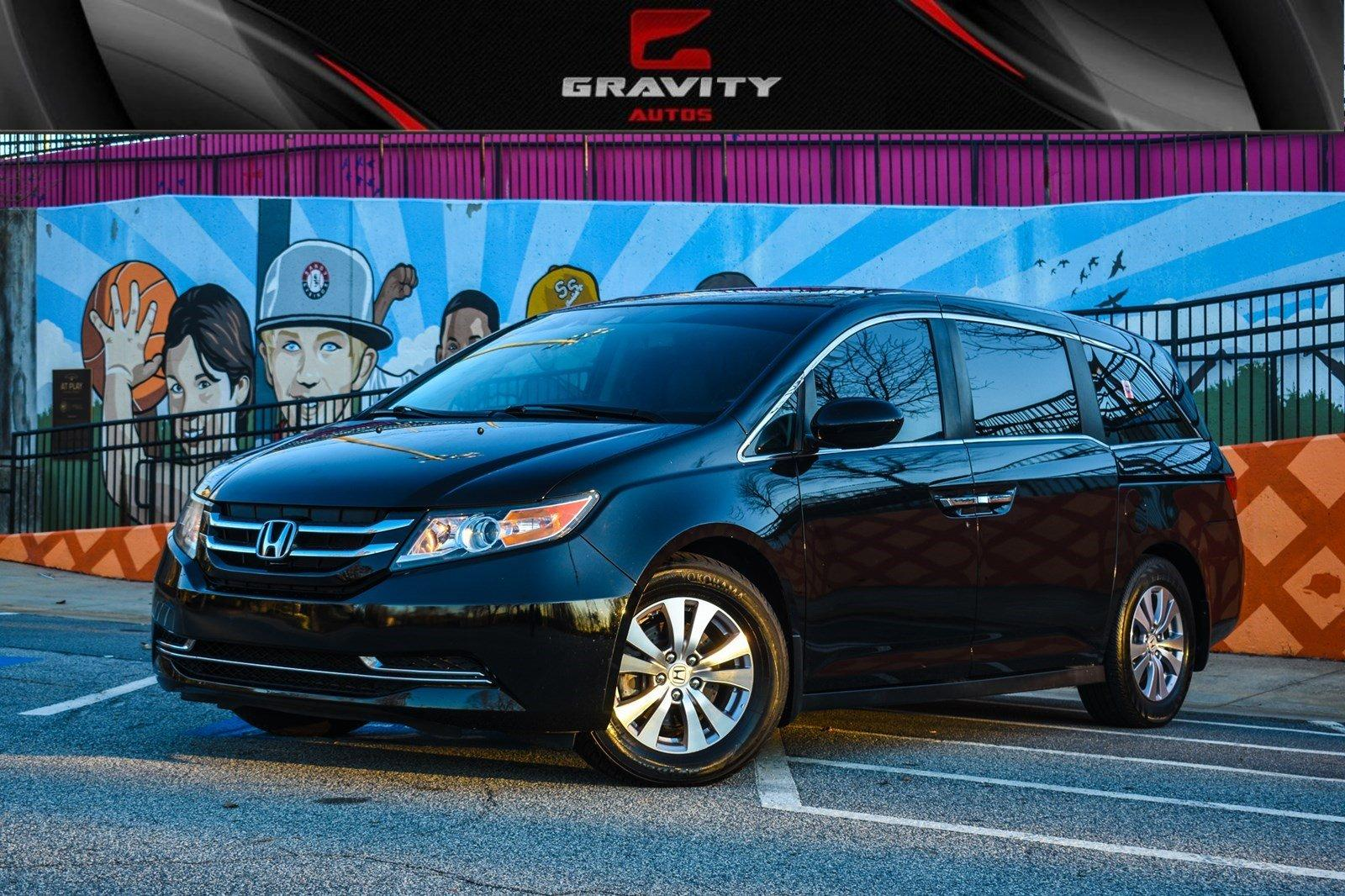 2014 honda odyssey ex l stock 131039 for sale near sandy springs ga ga honda dealer. Black Bedroom Furniture Sets. Home Design Ideas