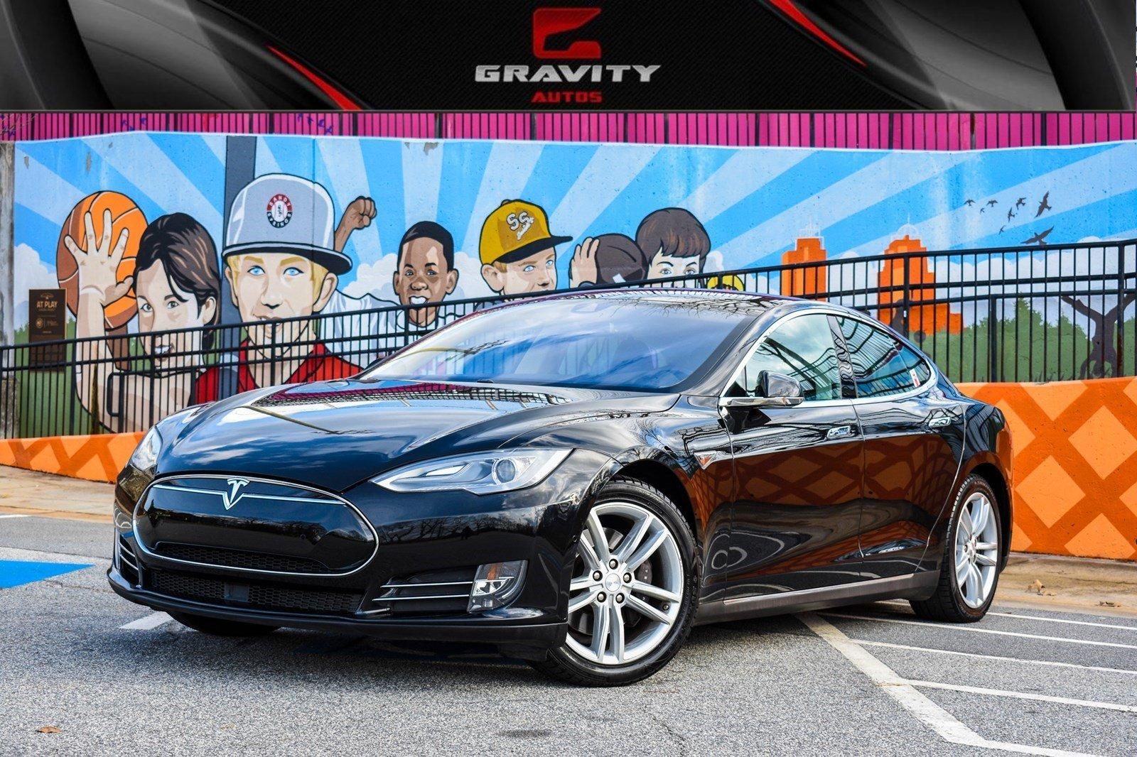 2014 Tesla Model S 60 kWh Battery Stock # P65522 for sale near Sandy